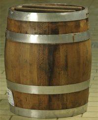 φέτα ξύλινο βαρέλι